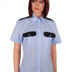 Women's service short sleeve shirt