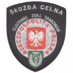 Customs Service badge