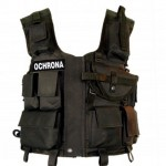 "Tactical vest ""full coverage"" type"