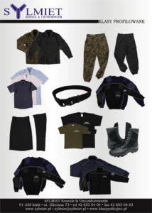 Mundury dla klasy policyjnej